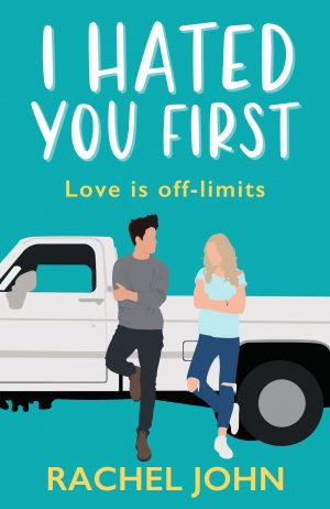 Cover for I Hated You First