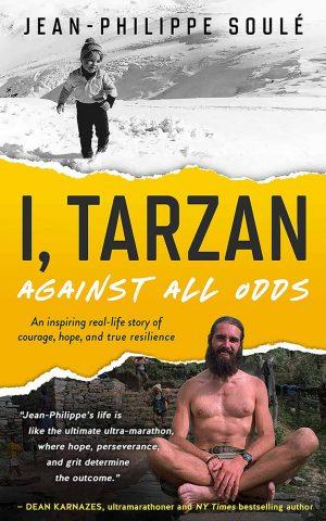 Cover for I, Tarzan