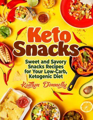 Cover for Keto Snacks