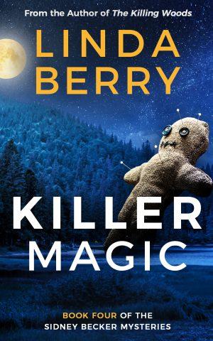 Cover for Killer Magic