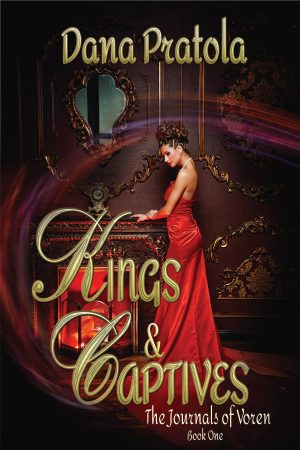 Cover for Kings and Captives