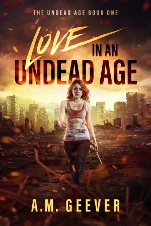 Cover for Love in an Undead Age