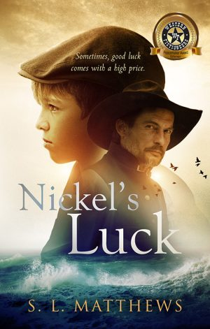 Cover for Nickel's Luck