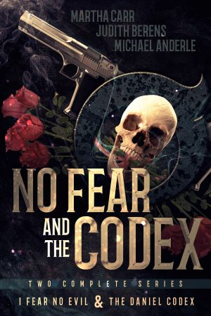 Cover for No Fear and The Codex
