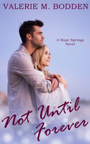 Cover for Not Until Forever