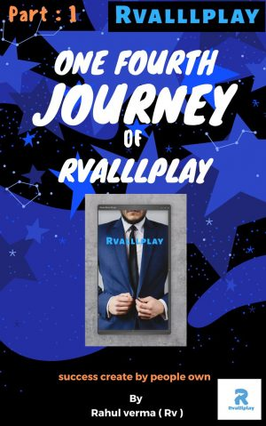 Cover for One Fourth Journey of Rvalllplay