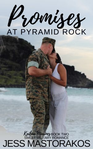 Cover for Promises at Pyramid Rock