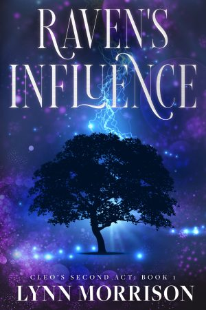 Cover for Raven's Influence