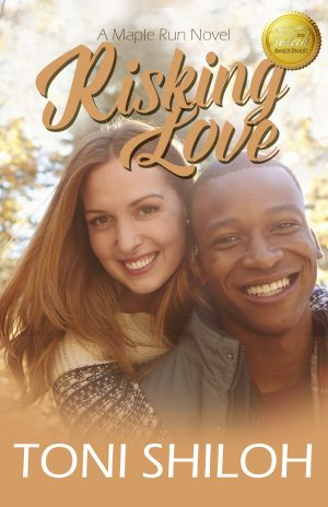 Cover for Risking Love