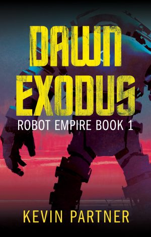 Cover for Dawn Exodus