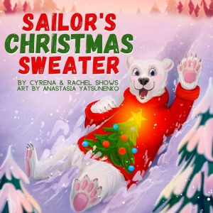 Cover for Sailor's Christmas Sweater
