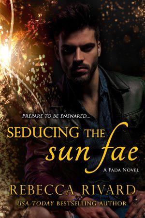 Cover for Seducing the Sun Fae