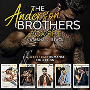 Cover for The Anderson Brothers Boxed Set