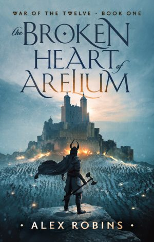 Cover for The Broken Heart of Arelium