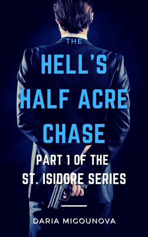 Cover for The Hell's Half Acre Chase
