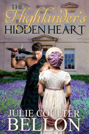 Cover for The Highlander's Hidden Heart