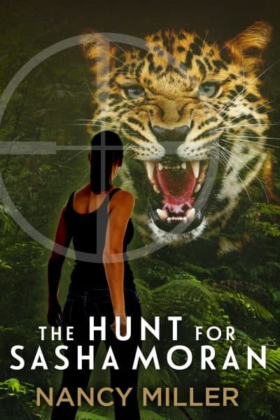 Cover for The Hunt for Sasha Moran