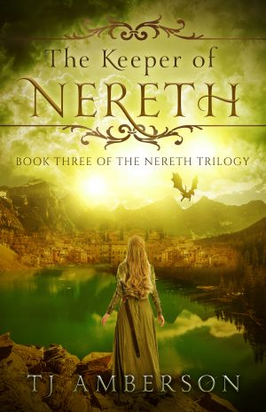 Cover for The Keeper of Nereth