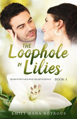 Cover for The Loophole in Lilies