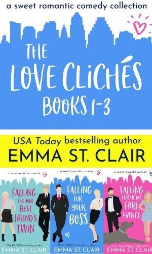 Cover for The Love Clichés Books 1-3