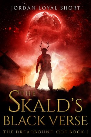 Cover for The Skald's Black Verse