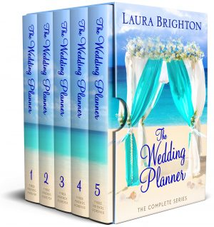 Cover for The Wedding Planner Box Set