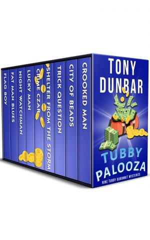 Cover for Tubbypalooza