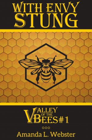 Cover for With Envy Stung