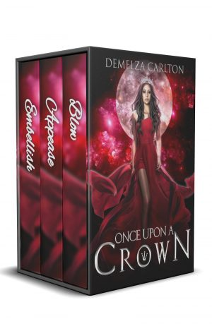 Cover for Once upon a Crown