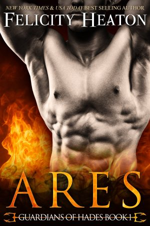 Cover for Ares