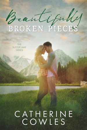 Cover for Beautifully Broken Pieces