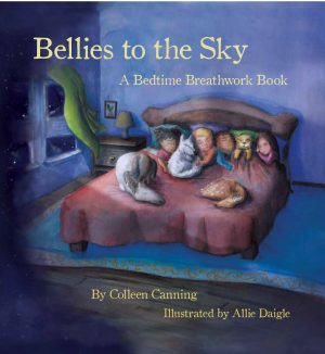 Cover for Bellies to the Sky