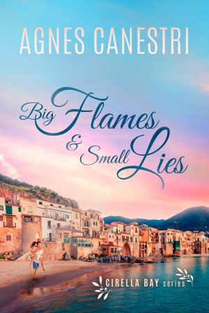 Cover for Big Flames & Small Lies