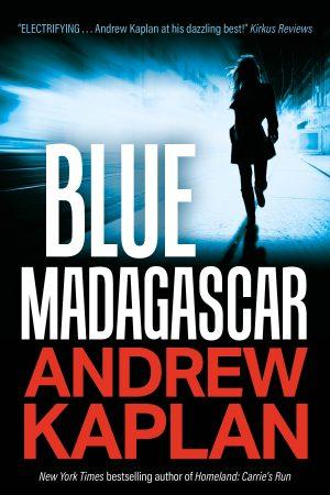 Cover for Blue Madagascar