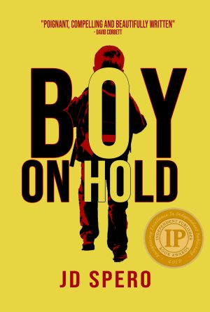 Cover for Boy on Hold