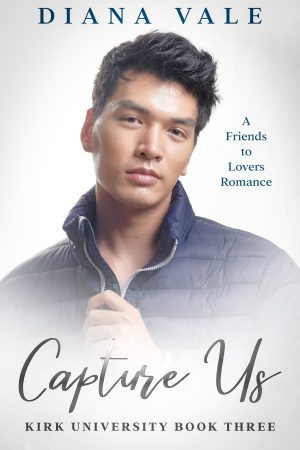 Cover for Capture Us