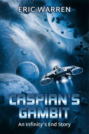 Cover for Caspian's Gambit