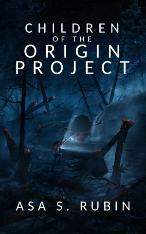 Cover for Children of the Origin Project