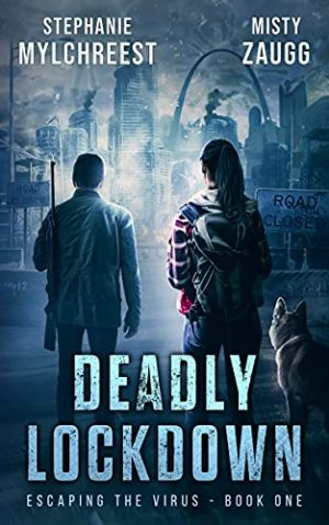 Cover for Deadly Lockdown
