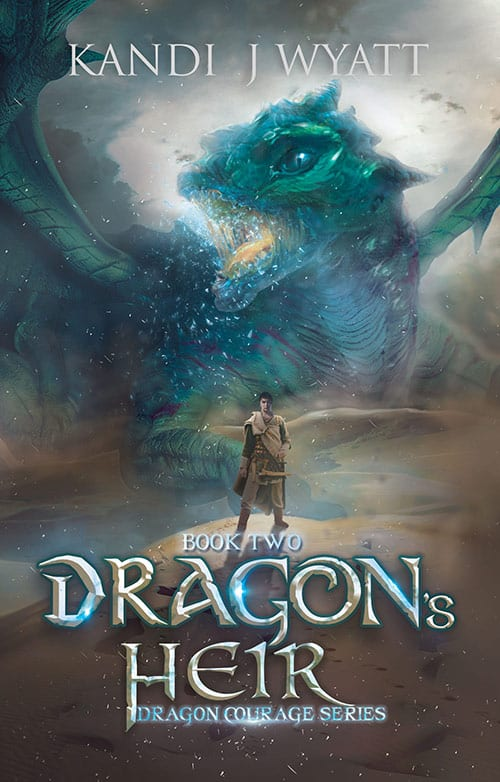 Cover for Dragon's Heir