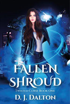 Cover for Fallen Shroud