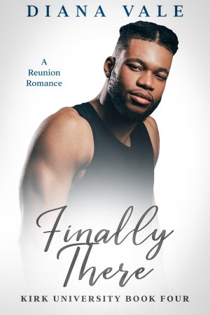 Cover for Finally There