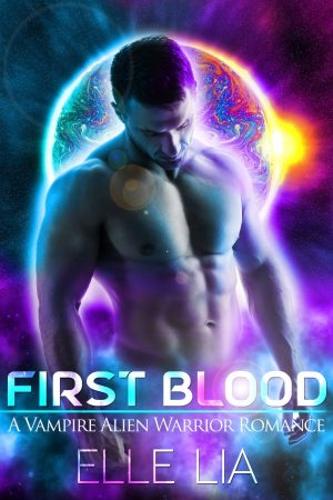 Cover for First Blood