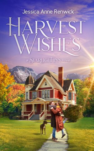Cover for Harvest Wishes