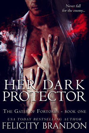 Cover for Her Dark Protector