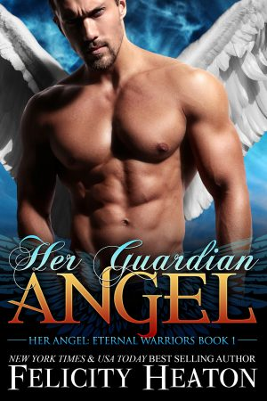 Cover for Her Guardian Angel