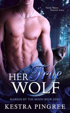 Cover for Her True Wolf