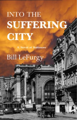 Cover for Into the Suffering City