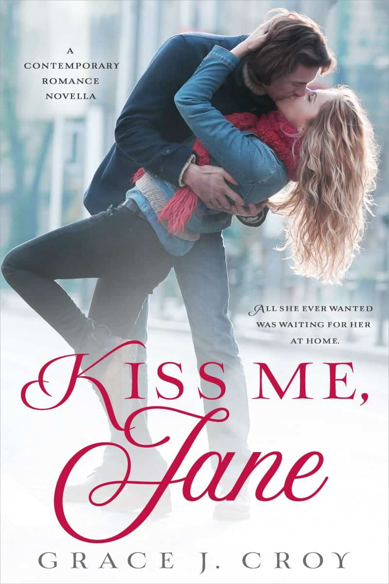 Cover for Kiss Me, Jane