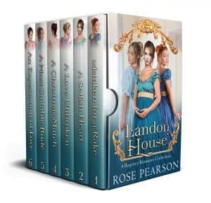 Cover for Landon House